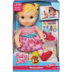 Imagem de Boneca Baby Alive Machucadinho Hasbro