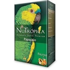 Imagem de Ração Nutrópica Para Papagaio Sabor Frutas - 300g