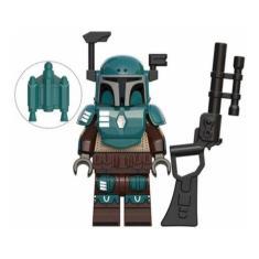 Imagem de Boneco Blocos De Montar Death Watch Mandalorian Star Wars