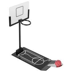 Imagem de Toyvian Brinquedo de tiro de basquete de mesa 1pc Brinquedo de descompressão de jogo de tiro de basquete