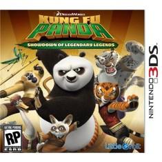 Jogo Kung Fu Panda: Showdown of Legendary Legends Little Orbit Nintendo 3DS
