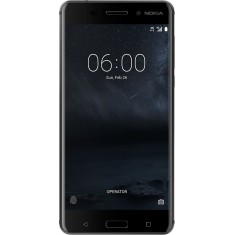 Smartphone Nokia 6 32GB Qualcomm Snapdragon 430 16,0 MP Android 7.1 (Nougat) 3G 4G Wi-Fi