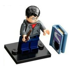 Imagem de Lego Minifigures Harry Potter Serie 2 Harry Potter 71028-1