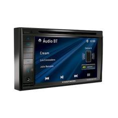 "Central Multimídia Automotiva Pósitron 6 "" SP8530 BT Touchscreen USB"