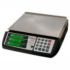 Balança Eletrônica Digital com Bateria 20kg Pop-Z Bivolt - Urano