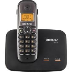 Telefone sem Fio Intelbras com 2 Ramais TS 5150 + 2