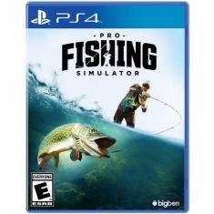 Jogo Pro Fishing Simulator PS4 Bigben