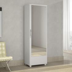 Imagem de Sapateira Com Espelho 1 Porta Milão Chf
