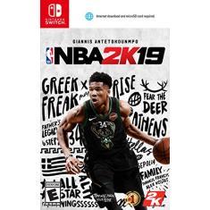 Jogo NBA 2K19 2K Nintendo Switch