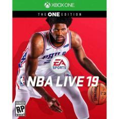 Imagem de Jogo NBA Live 19 Xbox One EA