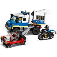 Imagem de LEGO 60276 City - Transporte de Prisioneiros da Polícia