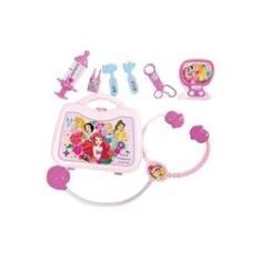 Imagem de Brinquedo Kit Médico Na Maleta Princesas Da Disney 41535