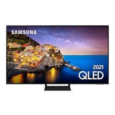 "Smart TV QLED 65"" Samsung 4K HDR QN65Q70AAGXZD 4 HDMI"
