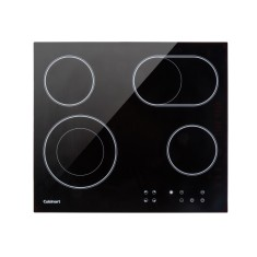 Cooktop Cuisinart Prime Cooking CFEA-642 4 Bocas Acendimento Superautomático