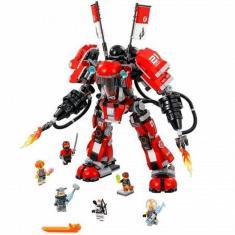 Imagem de Lego The Ninjago Movie - Fire Mech 70615