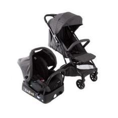 Imagem de Carrinho de Bebê Safety 1st Travel System Skill - Black Denim