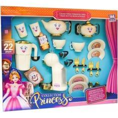 Imagem de Show De Chazinho Da Princesa Bela E A Fera - Zuca Toys