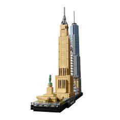 Imagem de Cidade de Nova Iorque Lego Architecture