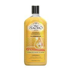 Shampoo Antiqueda Tío Nacho Clareador com 415ml Tio Nacho 415ml