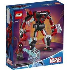 Imagem de 76171 Lego Super Heroes Homem Aranha - Armadura Robô de Miles Morales