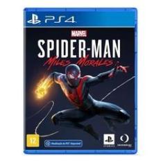 Imagem de Jogo Ps4 - Marvel - Spider Man - Miles Morales - Sony