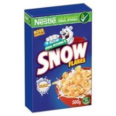 Cereal Matinal Integral Snow Flakes 300g - Nestlé