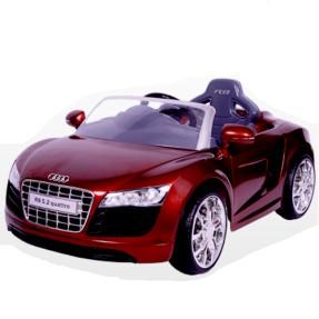Imagem de Mini Carro Elétrico Audi R8 com Controle Remoto - Biemme