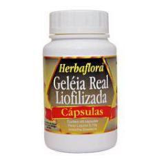Imagem de Geleia Real Liofilizada em Cápsulas Uniflora - 150mg