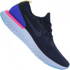 13e9c39245f Tênis Nike Masculino Corrida Epic React Flyknit