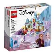 Imagem de Lego 43175 Disney Princess Livro De Contos Da Anna E Da Elsa