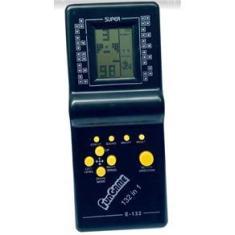 Imagem de Mini Game Retro Infantil Com 132 Jogos Tetris Fungame