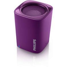 Caixa de Som Bluetooth Philips BT100