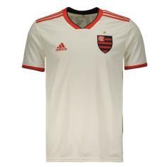 5105a2d9d5 Camisa Flamengo II 2018/19 Torcedor Masculino Adidas