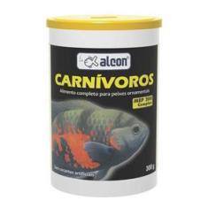 Imagem de Ração Alcon Para Peixes Carnívoros 300G