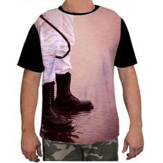 Imagem de Camisa Camiseta Masculina Clockwork Orang Laranja Mecanica 5