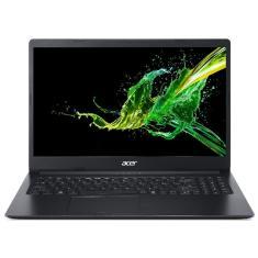 "Notebook Acer Aspire 3 A315-34-C6ZS Intel Celeron N4000 15,6"" 4GB HD 1 TB Linux"