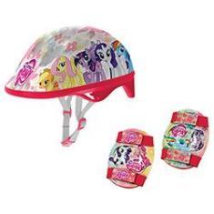 Imagem de My Little Pony Kit de Segurança Skate  - By Kids