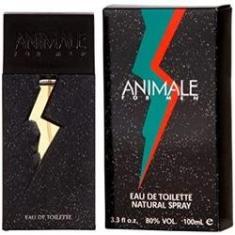 Imagem de Perfume Animale For Men Masculino Eua De Toilette 100ml Animale