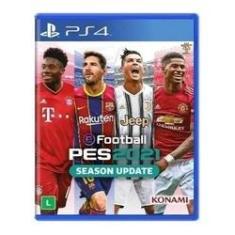 Imagem de Game Pes 2021 - Pro Evolution Soccer 21 - Dublado em português - PS4