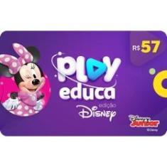 Gift Card Digital Play Educa - 3 meses