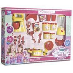 Imagem de Show De Cozinha Com Batedeira/liquidificador E Acessorios Colors