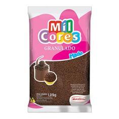 Imagem de Chocolate Granulado Macio Mil Cores 1,01kg - Mavalério