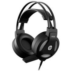 Headset Gamer com Microfone HP H100