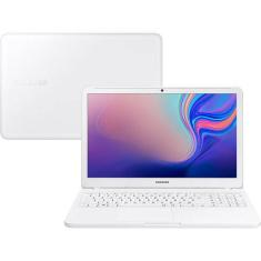 "Notebook Samsung Essentials E20 Intel Celeron 4205U 4GB de RAM HD 500 GB 15,6"" Windows 10 NP350XBE-KDBBR"