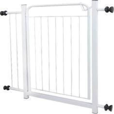 Grade De Proteção para Pet Cães Para Portas Portão - 80cm.