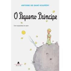 O Pequeno Príncipe - Brochura - Saint-exupéry, Antoine - 9788522005239
