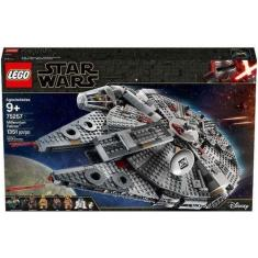 Imagem de Lego Disney Star Wars - Nave - Milennium Falcon - 75257