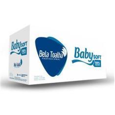 Imagem de Papel toalha interfolha Luxo Simples 23x21 5000 Fls - Baby