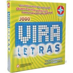 Imagem de Jogo Vira Letras Estrela
