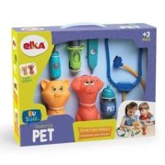 Imagem de Brinquedo Infantil Doutor (a) Pet - Elka
